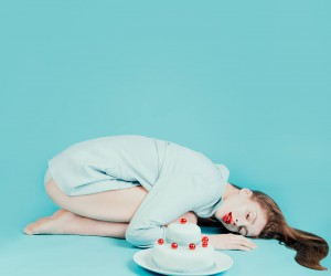 Exquisite Atmospheric Fashion Photography by Mathilde Calhiol