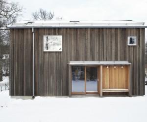 Extension F by GRAD arkitekter