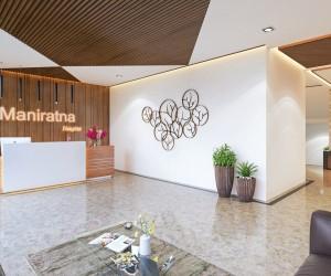 Exterior Interior Design Rendering For Residential Apprtment