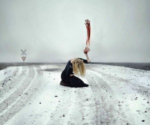 Extraordinarily and Surreal Self Portraits by Rachel Baran