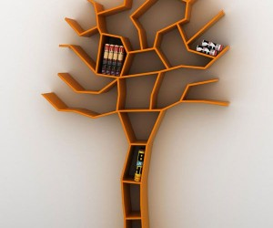 Extremely Creative Bookshelves