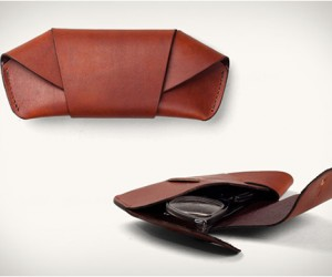Eyeglass Case by Tanner Goods