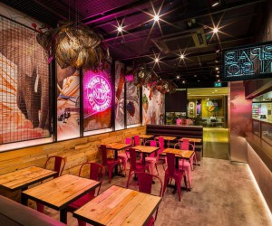 Faber Creates New Thai Express Format for UK Market