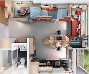 Fabrica Unveils Co-Living Space Scholarship