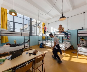 Fabrika Hostel and Urban Hotspot in Tbilisi