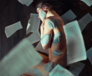 Fabulous Beauty and Moody Portrait Photography by Shane Michael