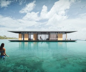 Fabulous Floating Homes That Will Make You Want to Live on Water