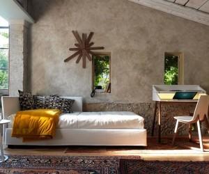 Fabulous Home Offices that Unleash Mediterranean Magic