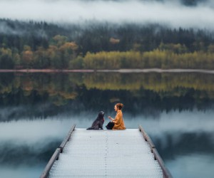 Fairytale and Dreamlike Adventure Photography by Elizabeth Gadd