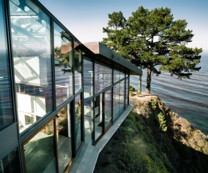 Fall House by Fougeron Architecture, Big Sur