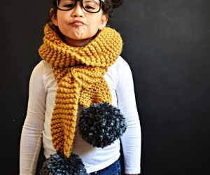 Fall Knitting Patterns for Little Kids