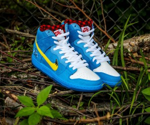 Familia x Nike Dunk High Premium SB