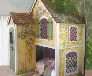 Fanciful Fairy Tale Beds for Your Little Princess or Prince