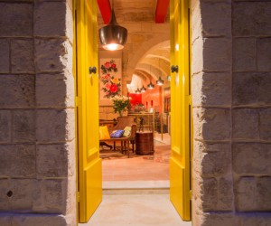 Fantastic Hotel Located in the Historical Heart of a Magical Mediterranean Island