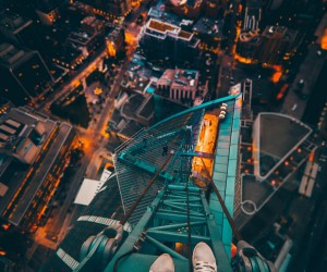 Fantastic Rooftop Photography by Yeshi Kangrang
