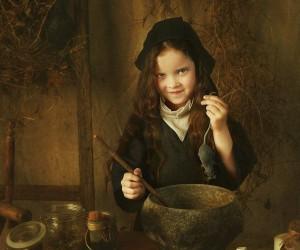 Fantasy Fairy Portraits by Ksenia Alizabal