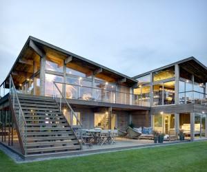 Far Pond house