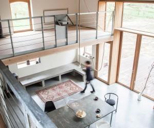 Farm Grubbehoeve by Jeanne Dekkers Architecture