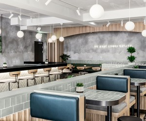 Farmer J Opens Biasol-designed Restaurant In London Bridge
