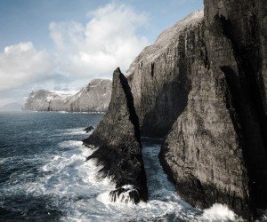 Faroe Islands From Above: Drone Photography by Kristoffer Vangen