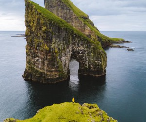 Faroe Islands From Above: Stunning Drone Photography by Chris Poplawski