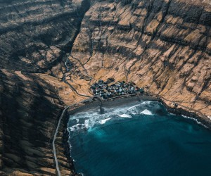 Faroe Islands From Above: Stunning Drone Photography by Thrainn Kolbeinsson
