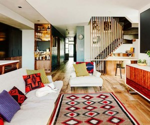 Fascinating Modern Rejuvenation of a Vinegar Hill Apartment