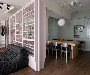Fashion Designers Hub in Taiwan Relies on Smart Shelving and Storage