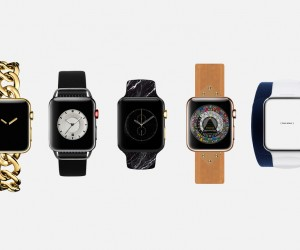 Fashion Designers x Apple Watch by Flnz Lo