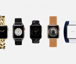 Fashion Designers x Apple Watch by Flnz Lo
