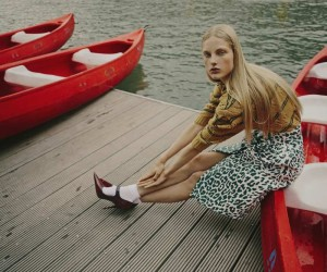 Fashion Photography by Fanny Latour-Lambert