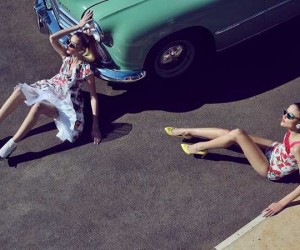 Fashion Photography by Ross Garrett