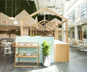 Fashionable Restaurant in Melbourne