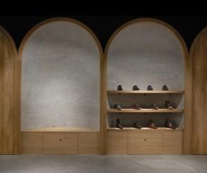 Faust Shoe Store by Snhetta, Oslo