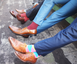 Feets Dont Fail: A Guys Guide To Buying Mens Dress Socks