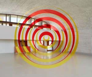 Felice Varinis Optical Illusions at MAMO