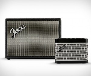 Fender Wireless Speakers