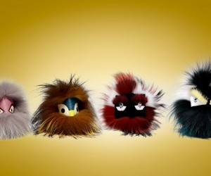 Fendis furry little friends have returned