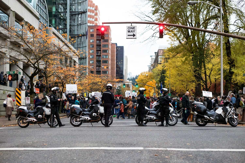 Ferguson In Portland By Johnny H Nguyen & Ferguson Lighting Portland - Democraciaejustica