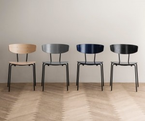 ferm LIVING Herman Chair by Herman Studio