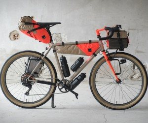 Fern Chuck Touring Bike