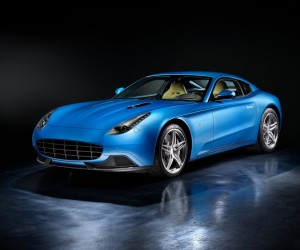 Ferrari Berlinetta Lusso by Touring Superleggera