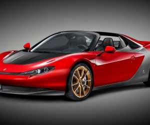 Ferrari delivers its Sergio by Pininfarina