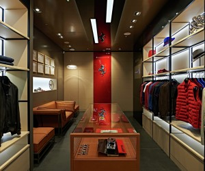 Ferrari Opens New Flagship Store In Milan
