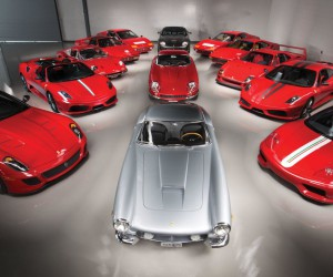 Ferrari Performance Collection Auction at RM Sothebys