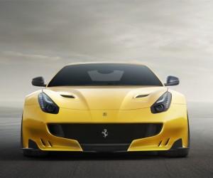 Ferrari Unveils Limited Edition F12tdf