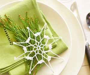 Festive Christmas Napkin Ideas