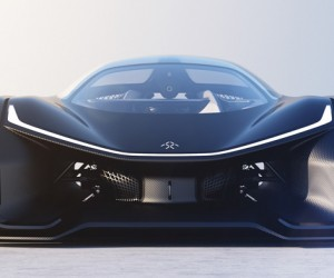 FFZERO1 Electric Supercar Concept