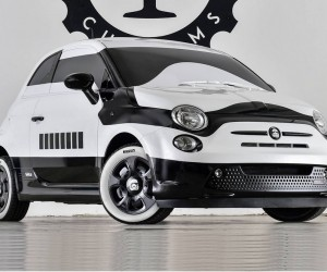 Fiat 500th Stormtrooper