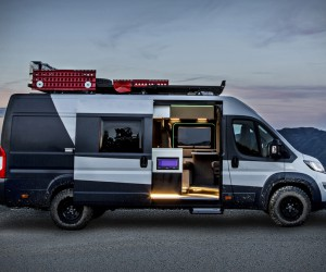 Fiat Ducato 4x4 Expedition Camper